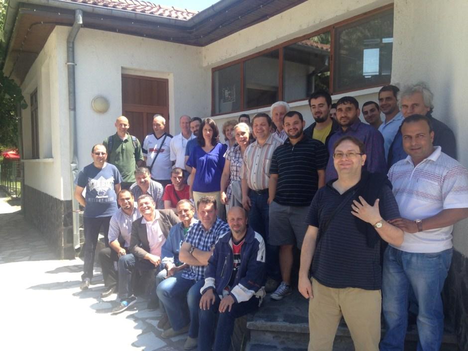 Bulgarian Bible students