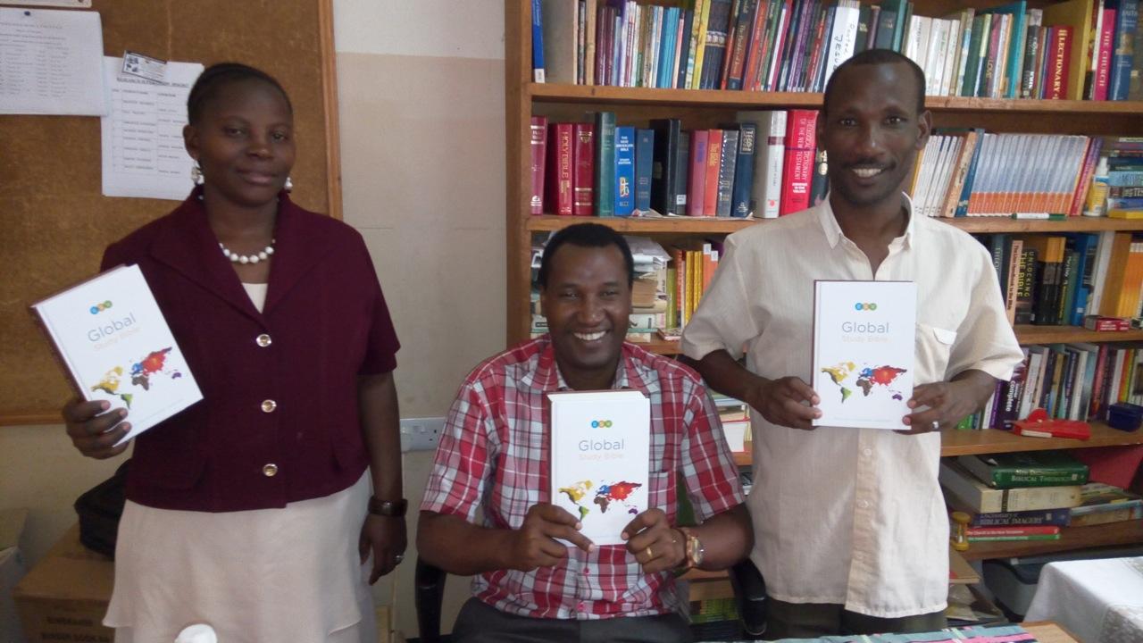Bibles in Tanzania
