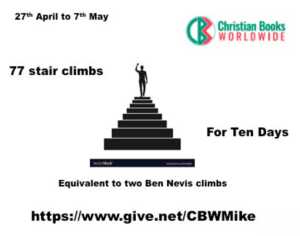 Mike Taylor's 77 Stair Climbs