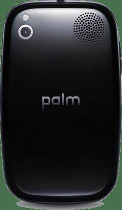 Palm Pre Back View