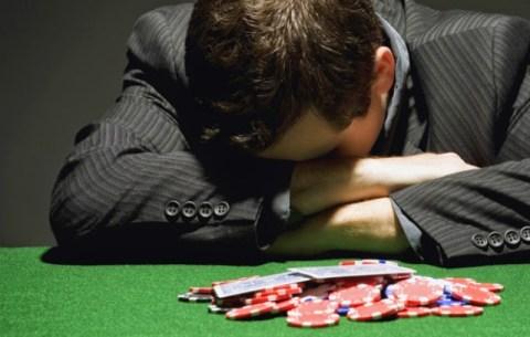 ギャンブル依存症は一種の病気
