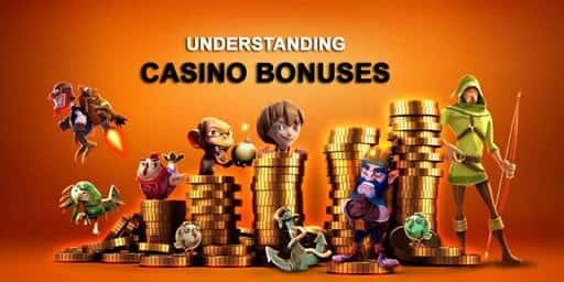オンラインカジノとボーナスについて