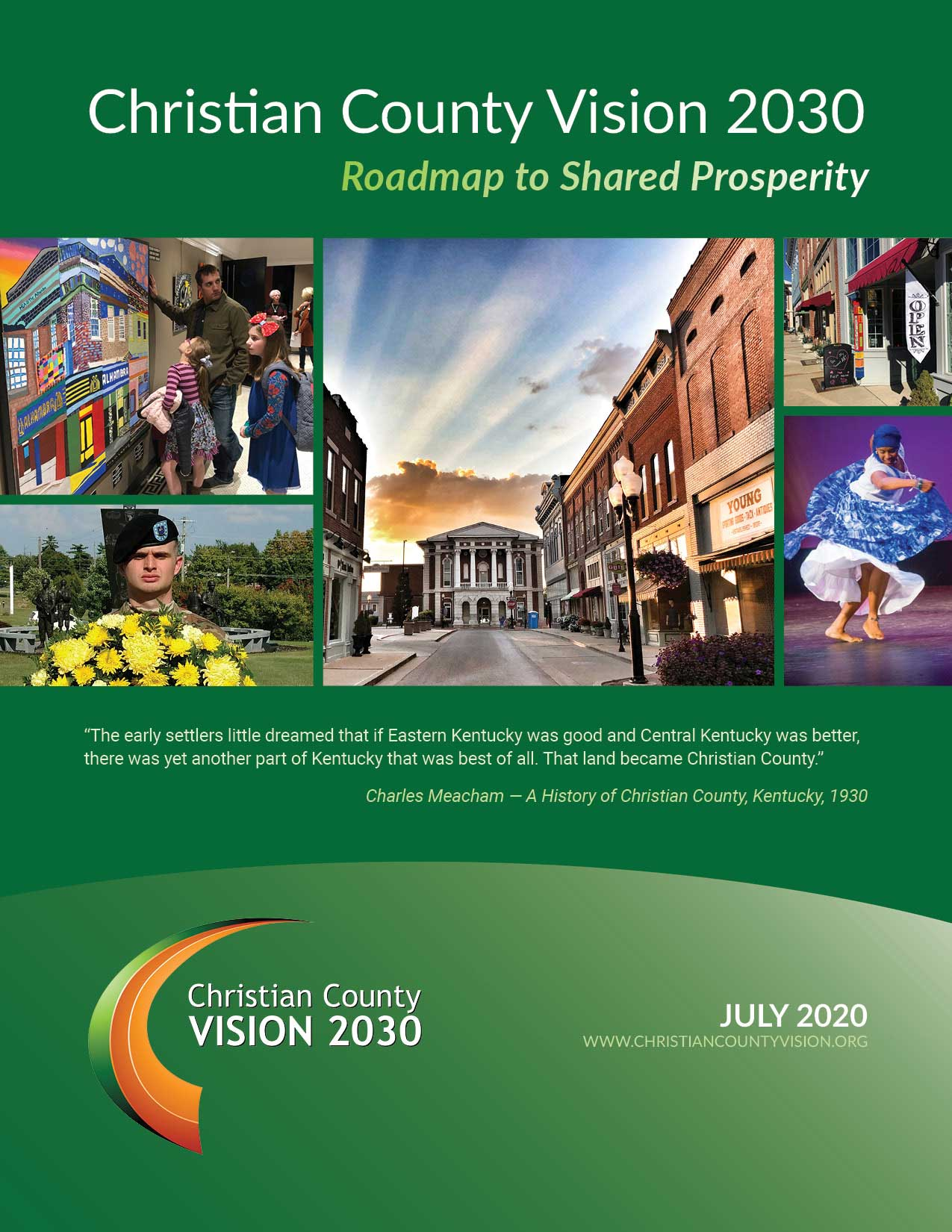 Christian County Vision 2030 Plan