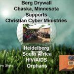 2008 Sponsor Berg Drywall