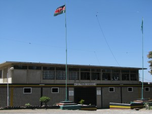 Navisha maximum Security Prison, Navisha Town, Kenya East Africa