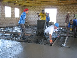 Mdatsane, South Africa floor