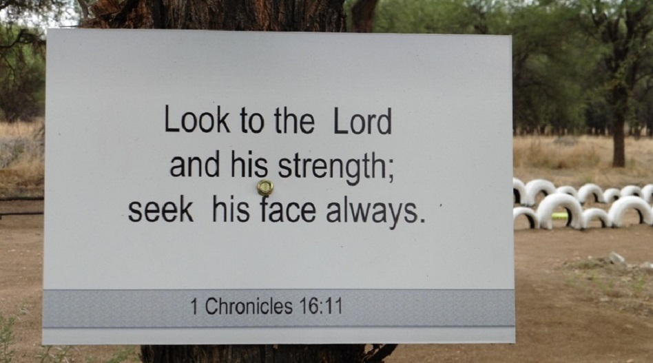 Web 14 Okahandja Namibia Prayer Walk 2