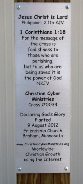 10 Cross 0034 Braham MN WEB