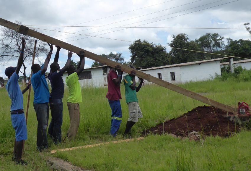 Cross. 0106 Bethel Church, Netherburn, Zimbabwe 2.8.17 038