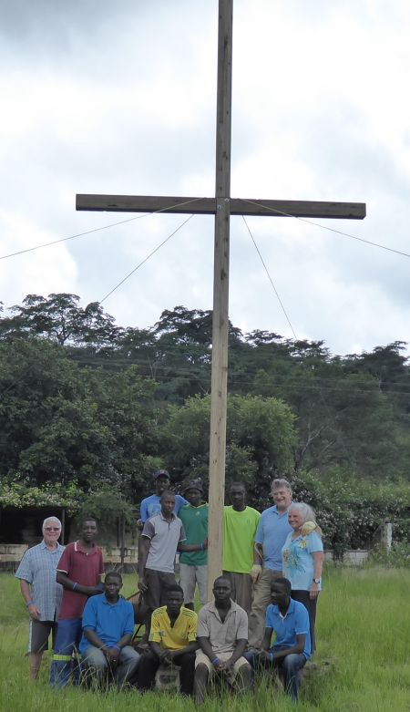 Cross. 0106 Bethel Church, Netherburn, Zimbabwe 2.8.17 064