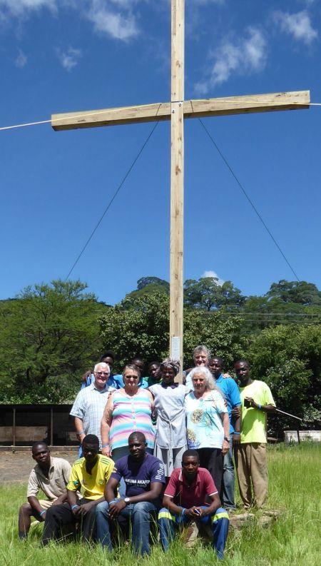 Cross. 0106 Bethel Church, Netherburn, Zimbabwe 2.8.17 101