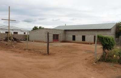 EPWC Cross and Church (Evangelical Prayer & Worship Center)