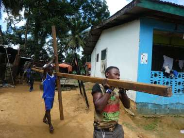 Loading Crosses at the market