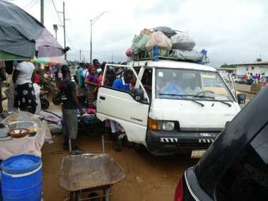 Going to Market to get Cross
