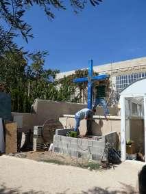 Anchoring Cross to Jerusalem Stone