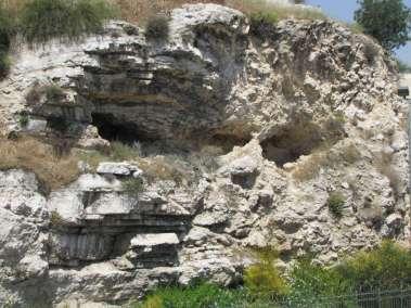 The Skull outside the Gates of Jerusalem