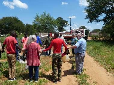 Prayer for Planting Cross