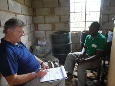 Pastor Bill Interviews Apostle Mutale