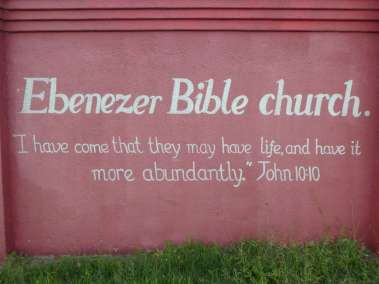 Ebenezer Bible Church