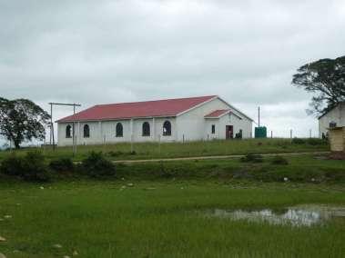 Church On Top Of Mountain