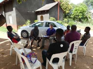 Pastor Bill interviews Pastor Ndlovu