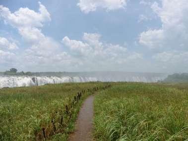 Victoria Falls, ZIMBABWE. Google it to see more