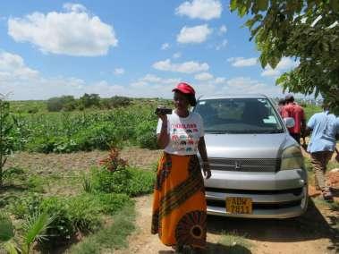 Susan Videoed All Zimbabwe Crosses