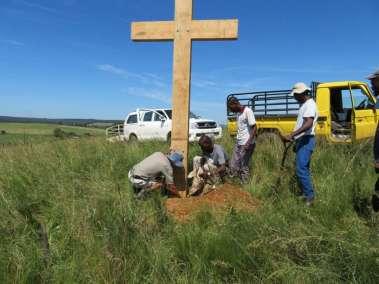 Securinng Cross