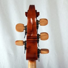 Kontrabass nach J.J. Stadlmann, Schnecke/ Stadlmann-copy, scroll