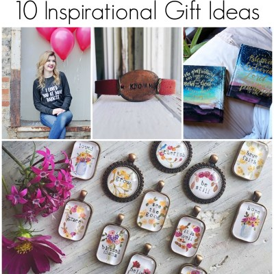 10 Inspirational Gift Ideas