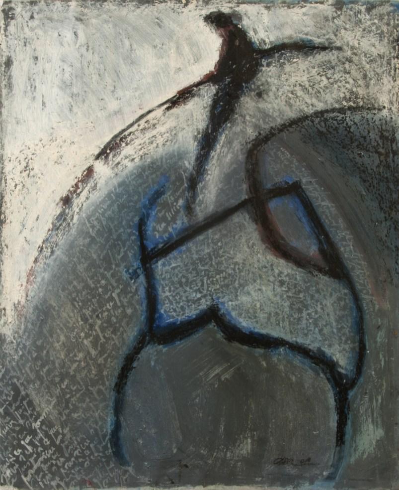 2001 - Funambule solitaire