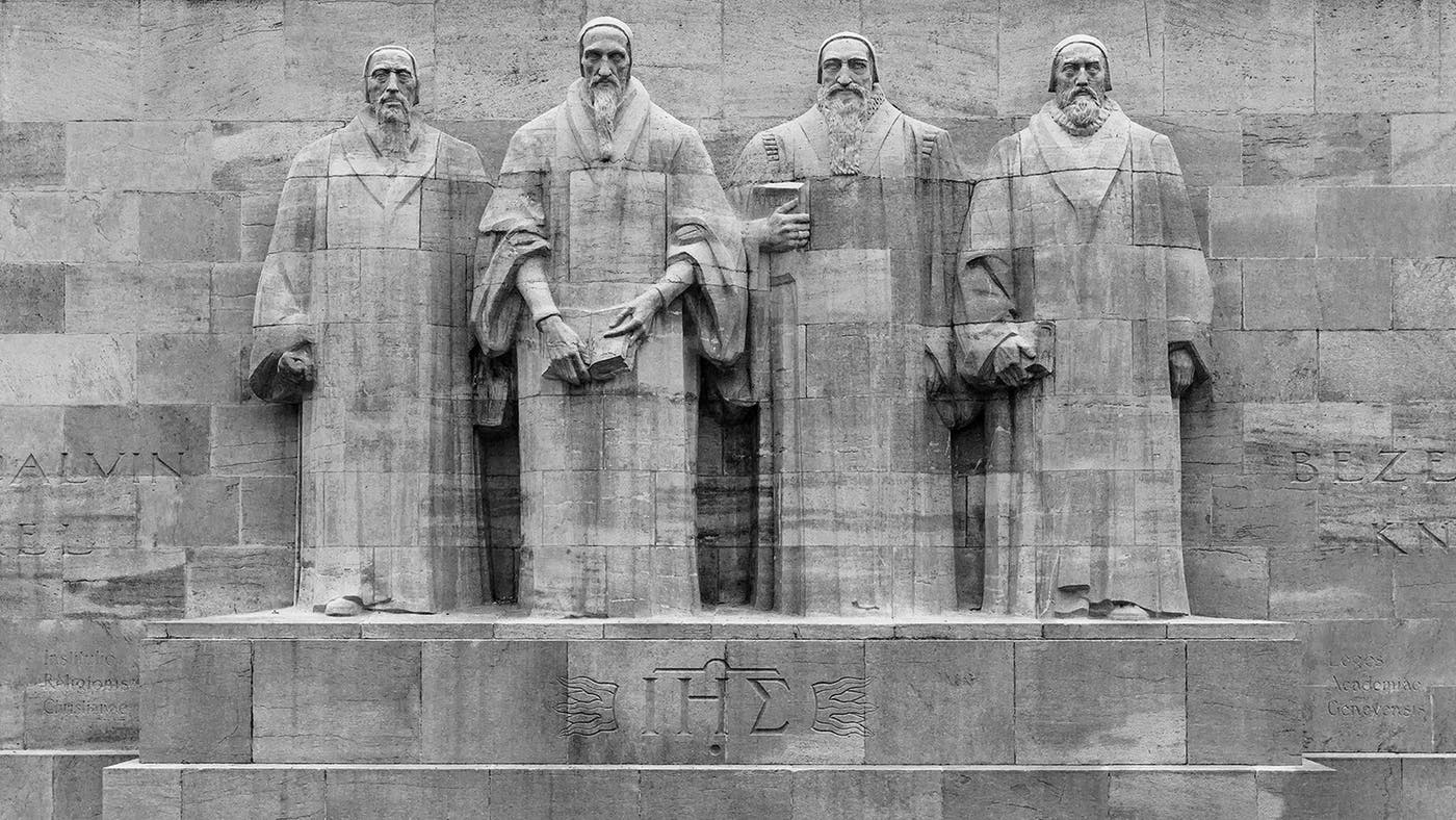 Reformation Church History Resources