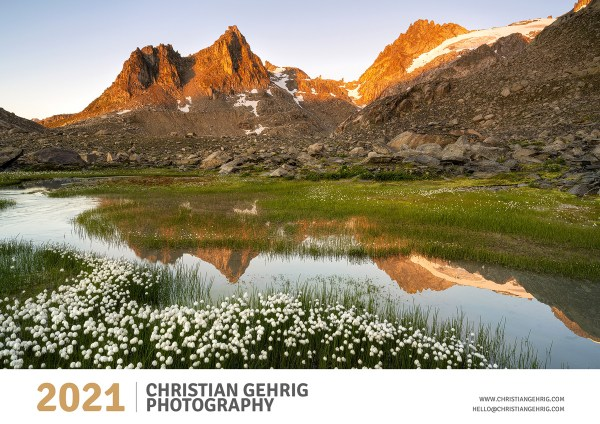 Kalender 2021 Landschaften