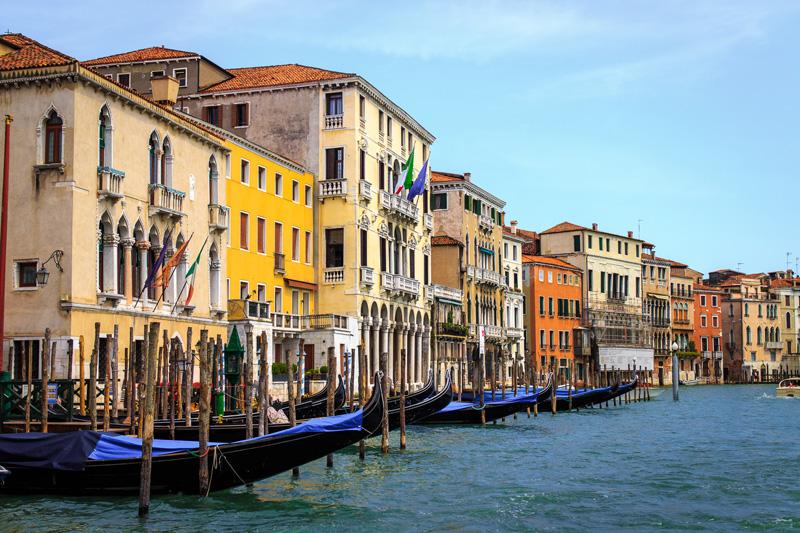 Venedig, Italien, Reisefotografie