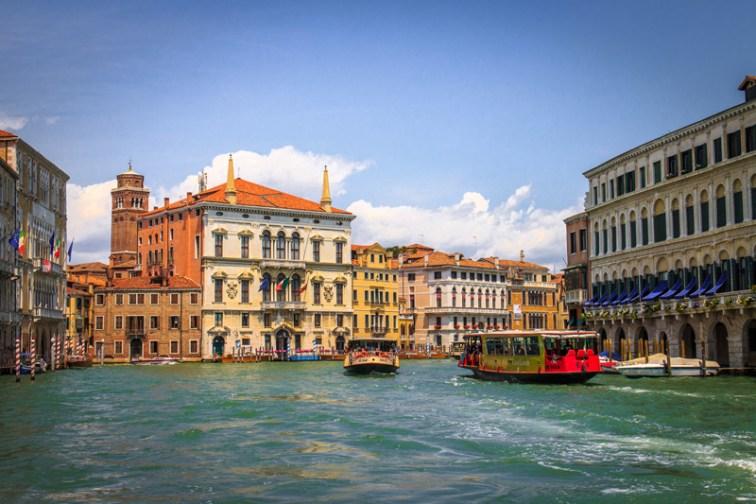 Reisefotograf, Venedig, Italien
