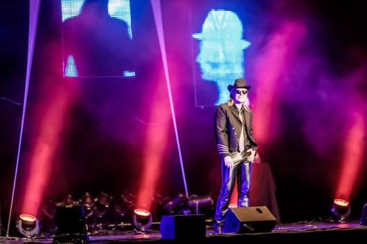 Die Nacht der Musicals Hamburg - Martin Markert als Udo Lindenberg