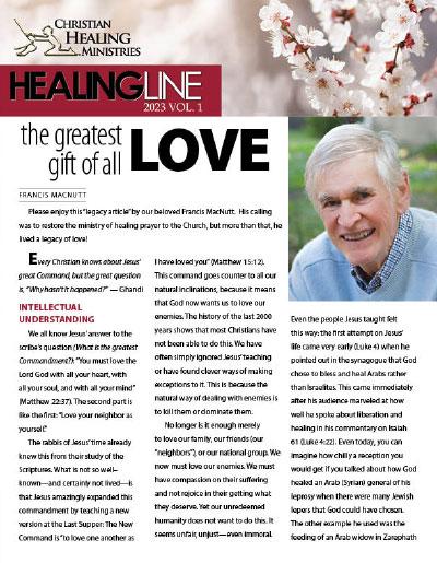Current Healing Line