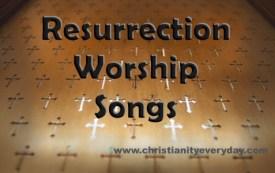 Easter Resurrection Worship Songs