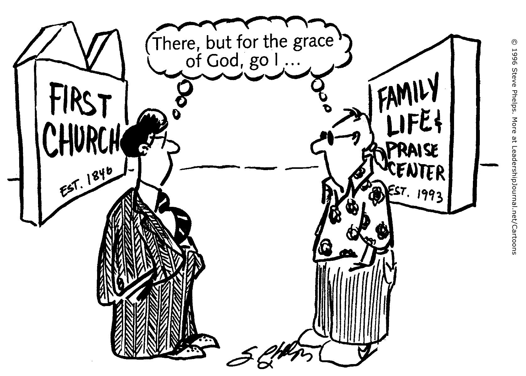 Modern Vs Traditional Church