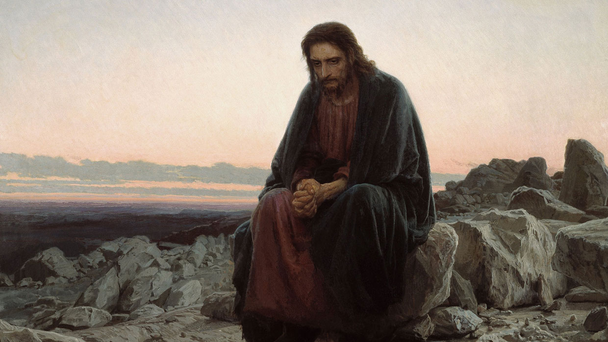 A Lent That's Not For Your Spiritual Improvement
