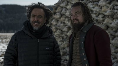 Alejandro G Iñárritu is nominated for Best Director at the BAFTAs 2016 for his work on The Revenant