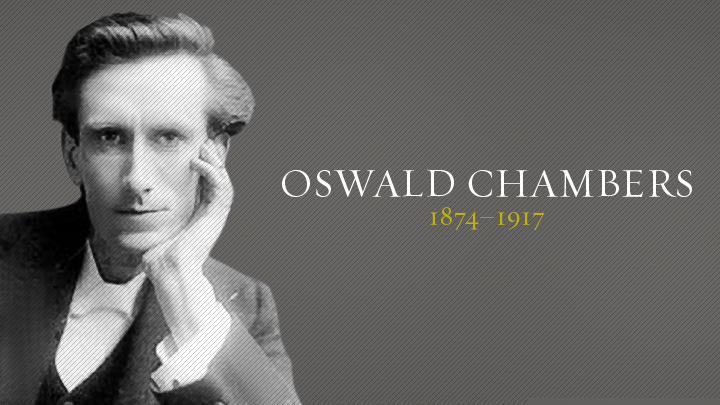 Image result for oswald chambers