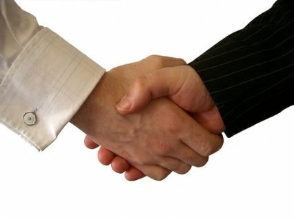 Image result for good handshake