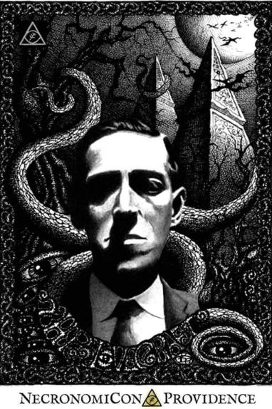 Lovecraft Necronomicon