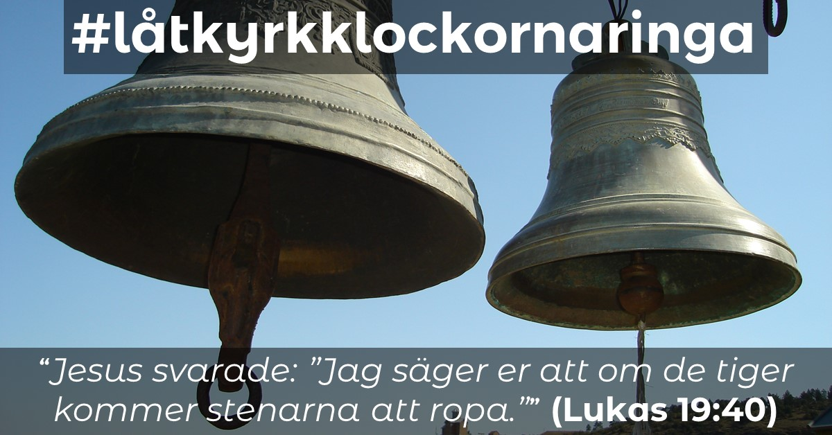 "Featured image for ""Låt kyrkklockorna ringa"""