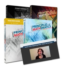 Junior High Biblical Math Package