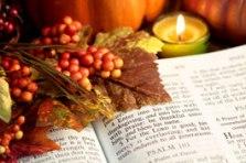 Thanksgiving Devotional Ideas