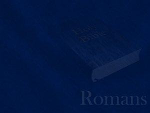 The Book Of Romans Christian PowerPoint Templates