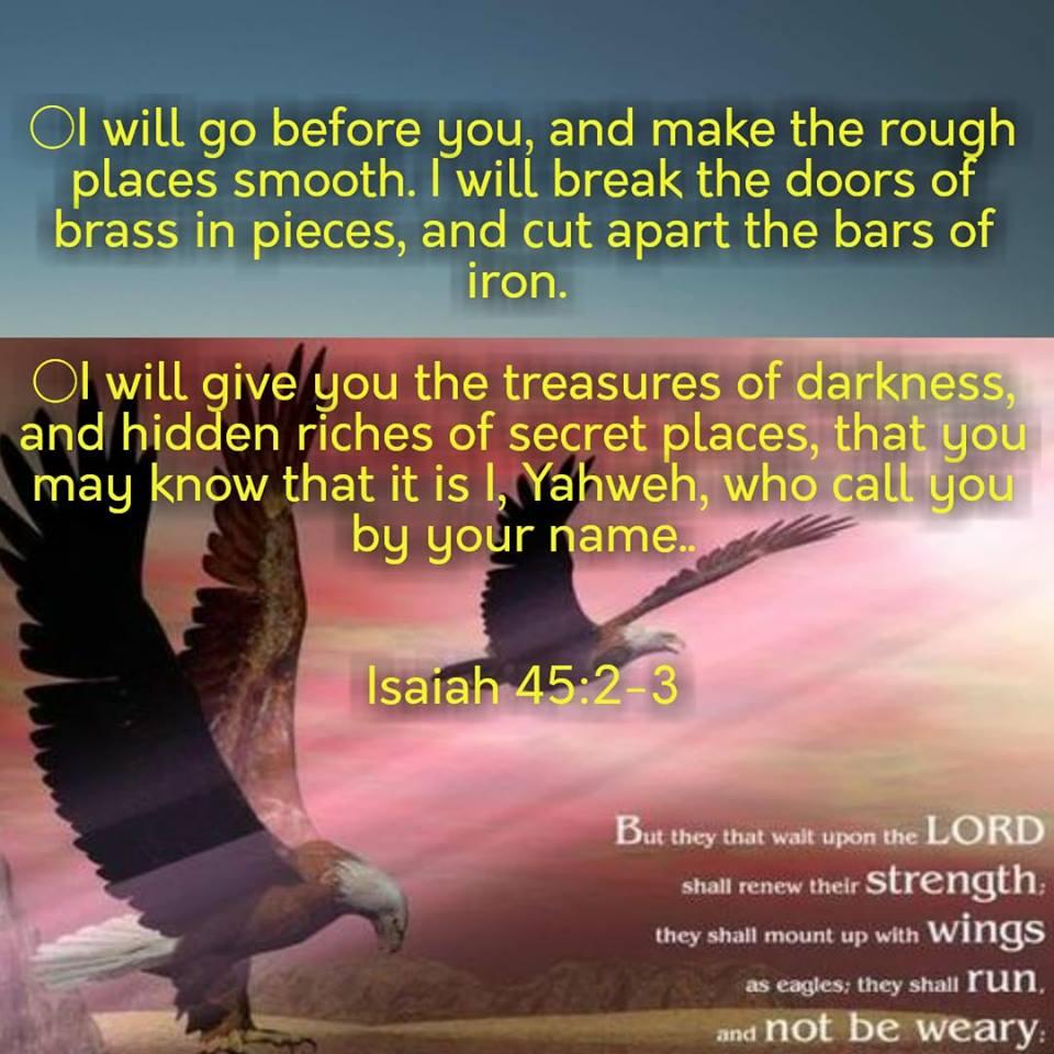 Isaiah 45