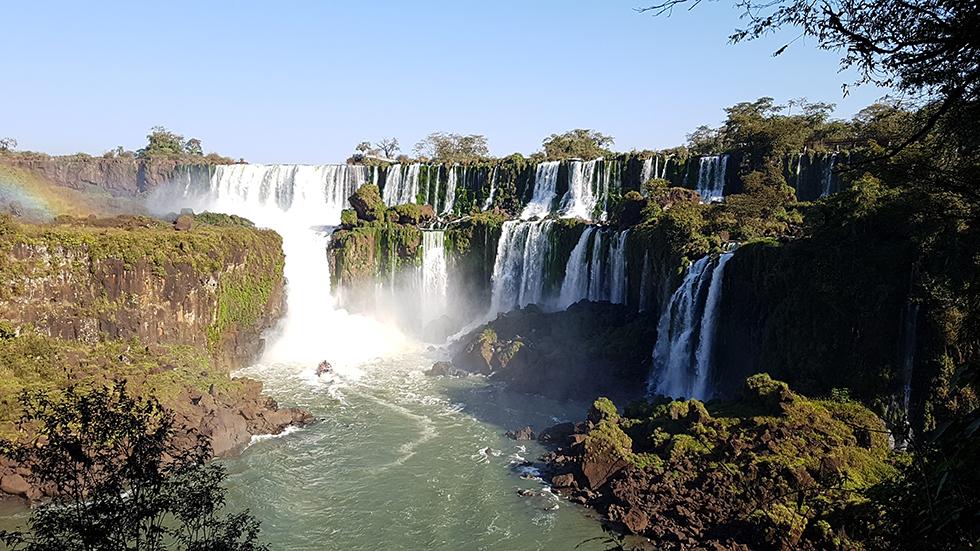 Cascate di Iguazu, lato argentino, giorno 18